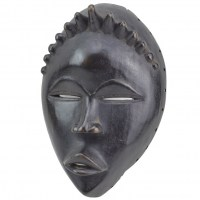 Dan mask from Liberia